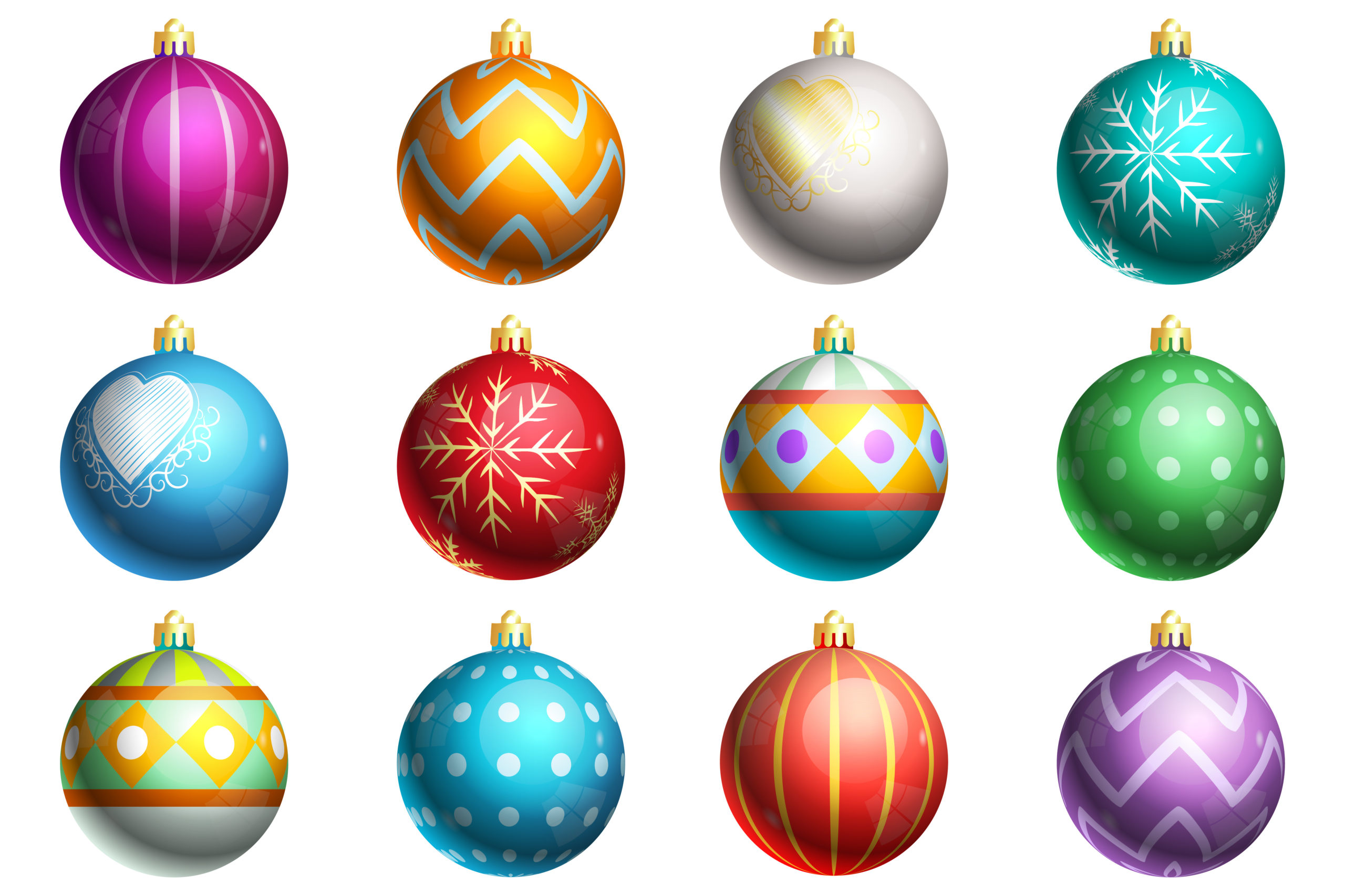 CHRISTMAS BALL ORNAMENT IDEAS TO TRY OUT